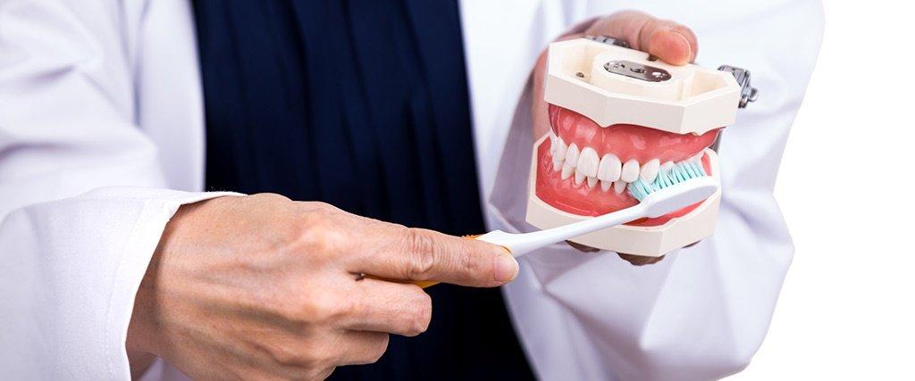 la importancia de cepillarse bien los dientes
