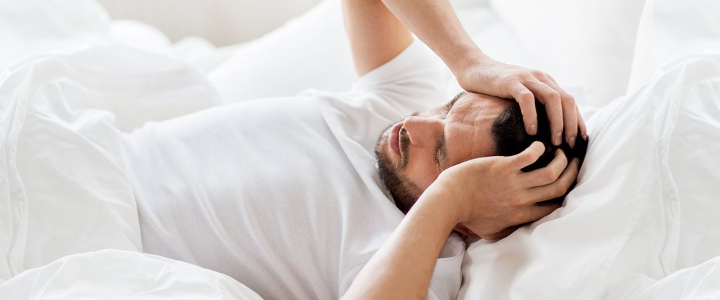 El Bruxismo causa dolor de cabeza y problemas en el sueño
